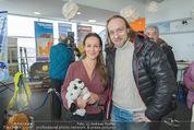 Stuhleck VIP-Opening - Spital am Semmering - Fr 12.12.2014 - Sonja KIRCHBERGER, Rene WASTLER34