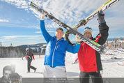 Stuhleck VIP-Opening - Spital am Semmering - Fr 12.12.2014 - Albert FORTELL, Andy LEE LANG36