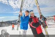 Stuhleck VIP-Opening - Spital am Semmering - Fr 12.12.2014 - Albert FORTELL, Andy LEE LANG37