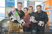 Stuhleck VIP-Opening - Spital am Semmering - Fr 12.12.2014 - Philipp KNEFZ, Robert LETZ, Sonja KIRCHBERGER, Heinz HANNER42