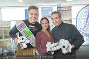 Stuhleck VIP-Opening - Spital am Semmering - Fr 12.12.2014 - Philipp KNEFZ, Robert LETZ, Sonja KIRCHBERGER43