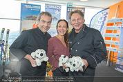 Stuhleck VIP-Opening - Spital am Semmering - Fr 12.12.2014 - Robert LETZ, Sonja KIRCHBERGER, Heinz HANNER44