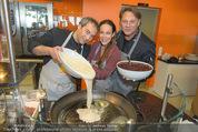 Stuhleck VIP-Opening - Spital am Semmering - Fr 12.12.2014 - Robert LETZ, Sonja KIRCHBERGER, Heinz HANNER49
