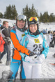 Stuhleck VIP-Opening - Spital am Semmering - Fr 12.12.2014 - Claudia KRISTOVIC-BINDER mit Martin59