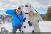 Stuhleck VIP-Opening - Spital am Semmering - Fr 12.12.2014 - Dorian STEIDL, Lena REICHMUTH73