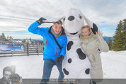 Stuhleck VIP-Opening - Spital am Semmering - Fr 12.12.2014 - Dorian STEIDL, Lena REICHMUTH74