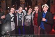 DocLXmas Fest - Rathaus - Sa 13.12.2014 - DocLXmas Party Clubbing, Rathaus Wien32