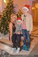 Energy for Life Weihnachtsball für Kinder - Hofburg - Di 16.12.2014 - Kathi STEININGER mit Sohn Lucas und Louie15