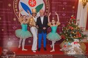 Energy for Life Weihnachtsball für Kinder - Hofburg - Di 16.12.2014 - Arabella KIESBAUER, Franz BECKENBAUER26