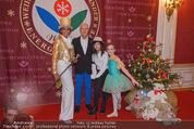 Energy for Life Weihnachtsball für Kinder - Hofburg - Di 16.12.2014 - Arabella KIESBAUER, Franz BECKENBAUER28