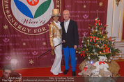Energy for Life Weihnachtsball für Kinder - Hofburg - Di 16.12.2014 - Arabella KIESBAUER, Franz BECKENBAUER30