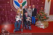 Energy for Life Weihnachtsball für Kinder - Hofburg - Di 16.12.2014 - Arabella KIESBAUER, Franz BECKENBAUER34