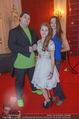 Energy for Life Weihnachtsball für Kinder - Hofburg - Di 16.12.2014 - Brigitte JUST mit Sarah, FII35