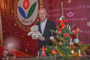 Energy for Life Weihnachtsball für Kinder - Hofburg - Di 16.12.2014 - Franz BECKENBAUER38