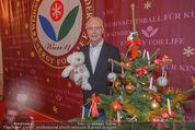 Energy for Life Weihnachtsball für Kinder - Hofburg - Di 16.12.2014 - Franz BECKENBAUER4