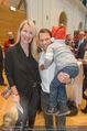 Energy for Life Weihnachtsball für Kinder - Hofburg - Di 16.12.2014 - Claudia ST�CKL, Georg URBANITSCH mit Kind48