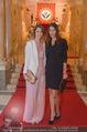 Energy for Life Weihnachtsball für Kinder - Hofburg - Di 16.12.2014 - Antonia HAUSMAIR, Sanela (Austria�s next Topmodel Kandidatin)6