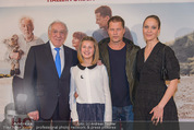 Kinopremiere ´Honig im Kopf´ - Cineplexx Donauplex - Mi 17.12.2014 - Dieter Didi HALLERVORDER, Emma und Til SCHWEIGER, Jeanette HAIN1