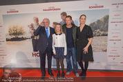 Kinopremiere ´Honig im Kopf´ - Cineplexx Donauplex - Mi 17.12.2014 - Dieter Didi HALLERVORDER, Emma und Til SCHWEIGER, Jeanette HAIN19