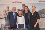 Kinopremiere ´Honig im Kopf´ - Cineplexx Donauplex - Mi 17.12.2014 - Dieter Didi HALLERVORDER, Emma und Til SCHWEIGER, Jeanette HAIN20