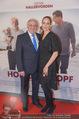Kinopremiere ´Honig im Kopf´ - Cineplexx Donauplex - Mi 17.12.2014 - Dieter Didi HALLERVORDER, Jeanette HAIN24
