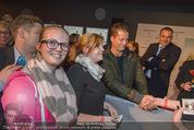 Kinopremiere ´Honig im Kopf´ - Cineplexx Donauplex - Mi 17.12.2014 - Til SCHWEIGER mit Meet and Greet Gewinnern28