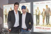 Kinopremiere ´Honig im Kopf´ - Cineplexx Donauplex - Mi 17.12.2014 - Miro und Damir (ANTM)8