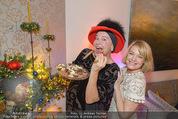 Weihnachtscocktail - Marika Lichter Wohnung - Do 18.12.2014 - Andrea BUDAY, Elke WINKENS21