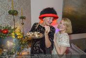 Weihnachtscocktail - Marika Lichter Wohnung - Do 18.12.2014 - Andrea BUDAY, Elke WINKENS22
