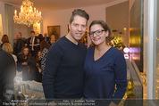 Weihnachtscocktail - Marika Lichter Wohnung - Do 18.12.2014 - Daniel SERAFIN, Lisa TROMPISCH26
