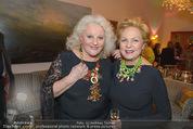 Weihnachtscocktail - Marika Lichter Wohnung - Do 18.12.2014 - Ingeborg SERAFIN, Marika LICHTER4
