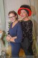 Weihnachtscocktail - Marika Lichter Wohnung - Do 18.12.2014 - Lisa TROMPISCH, Andrea BUDAY7