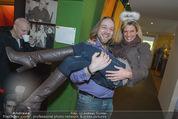 X-Mas Punsch und Wintergrill - Hanner - So 21.12.2014 - Verena PFL�GER, Rene WASTLER15