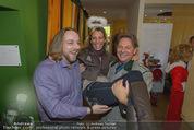 X-Mas Punsch und Wintergrill - Hanner - So 21.12.2014 - Verena PFL�GER, Heinz HANNER, Rene WASTLER16