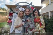 X-Mas Punsch und Wintergrill - Hanner - So 21.12.2014 - Brigitta LASHOFER, Verena PFL�GER, Heinz HANNER2