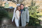 X-Mas Punsch und Wintergrill - Hanner - So 21.12.2014 - Verena PFL�GER, Heinz HANNER4