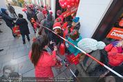 Seminaked in Red - Desigual - Sa 27.12.2014 - 35