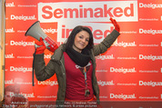 Seminaked in Red - Desigual - Sa 27.12.2014 - 7