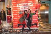 Seminaked in Red - Desigual - Sa 27.12.2014 - 8