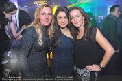 New Years Eve - Volksgarten - Mi 31.12.2014 - 8