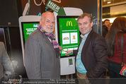 Grand Royal Präsentation - McDonalds Filiale - Mi 07.01.2015 - Manfred AINEDTER, Toni M�RWALD13