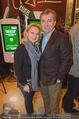 Grand Royal Präsentation - McDonalds Filiale - Mi 07.01.2015 - Toni M�RWALD mit Ehefrau Eva14