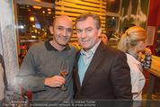 Grand Royal Präsentation - McDonalds Filiale - Mi 07.01.2015 - Markus BRIER, Toni M�RWALD15