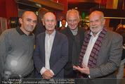 Grand Royal Präsentation - McDonalds Filiale - Mi 07.01.2015 - Markus BRIER, Kurt MANN, Rudi SEMRAD, Manfred AINEDTER19