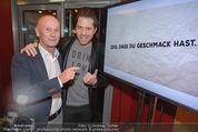 Grand Royal Präsentation - McDonalds Filiale - Mi 07.01.2015 - Daniel SERAFIN, Kurt MANN20
