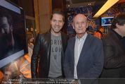 Grand Royal Präsentation - McDonalds Filiale - Mi 07.01.2015 - Daniel SERAFIN, Kurt MANN22