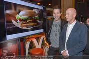 Grand Royal Präsentation - McDonalds Filiale - Mi 07.01.2015 - Daniel SERAFIN, Kurt MANN23