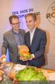 Grand Royal Präsentation - McDonalds Filiale - Mi 07.01.2015 - Andreas SCHMIDLECHNER, Gerhard FUCHS29