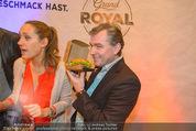 Grand Royal Präsentation - McDonalds Filiale - Mi 07.01.2015 - Bianca SCHWARZJIRG, Toni M�RWALD36