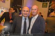 Grand Royal Präsentation - McDonalds Filiale - Mi 07.01.2015 - Ali RAHIMI, Kurt MANN39